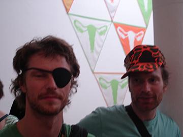 Libia Castro en Ólafur Ólafsson @ Bethaniën, Berlijn