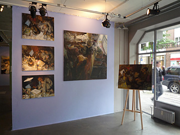 Niels Smits van Burgst @ Showroom MAMA