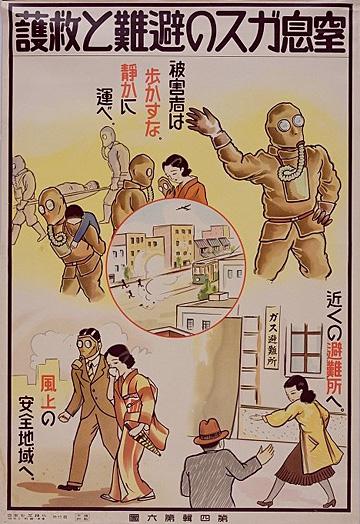 Japanse gasmaskers