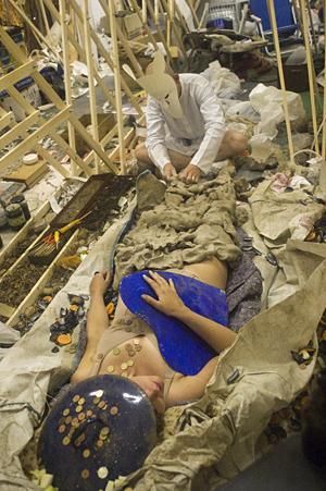 Toine Klaassen, Babylonië: de bekering