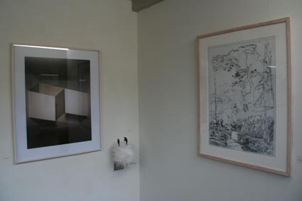 Bubb Kuyper veilt kunst in de Vishal