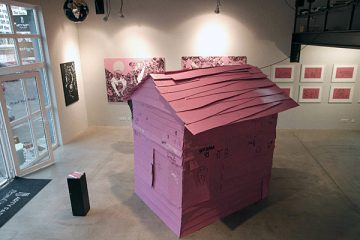 Wayne Horse @ AF Gallery