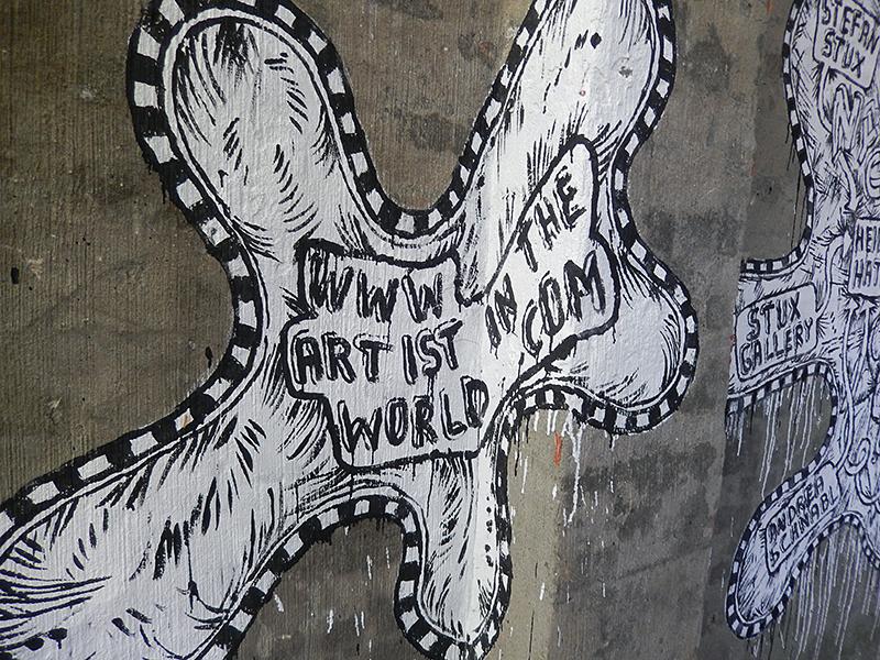 5 jaar Artist In The World