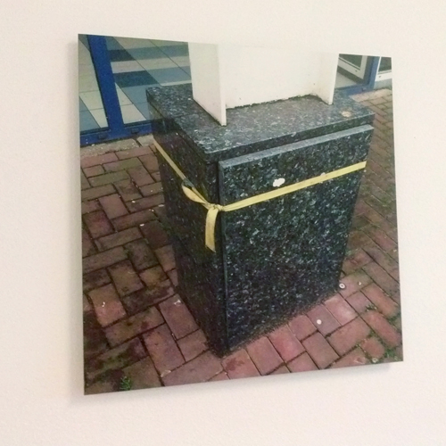 1 Sokkel - Pedestal Rotterdam - W Sibum 2014 web