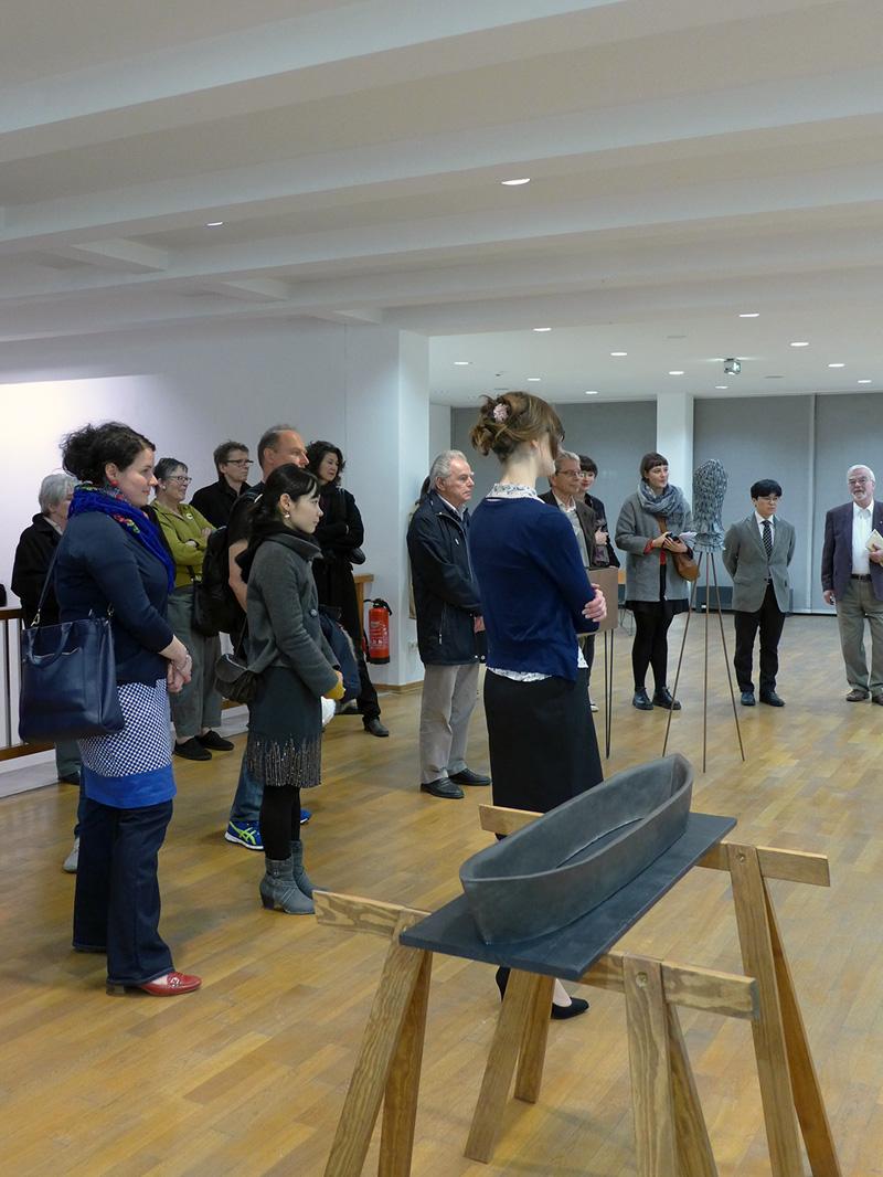 Daniela Hoferer und Michiko Nakatani @ Japanisches Kulturinstitut Köln