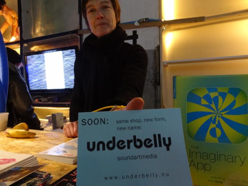 worm underbelly