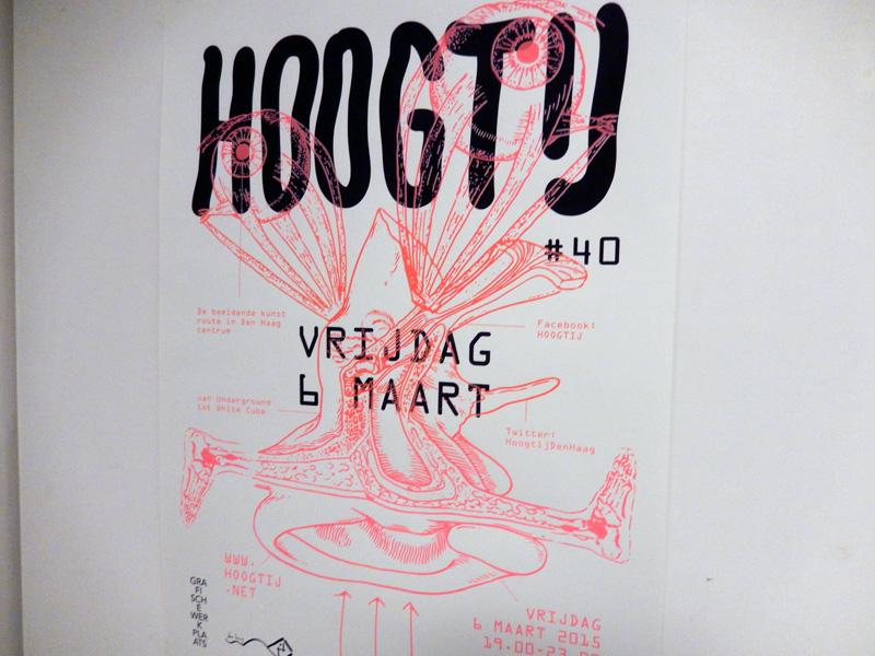 Hoogtij #40, Den Haag