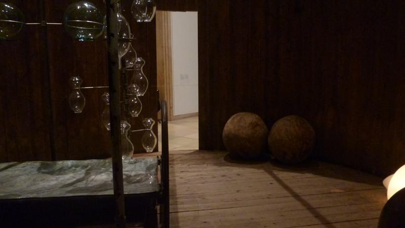 Louise Bourgeois, Structuren van bestaan: de Cellen