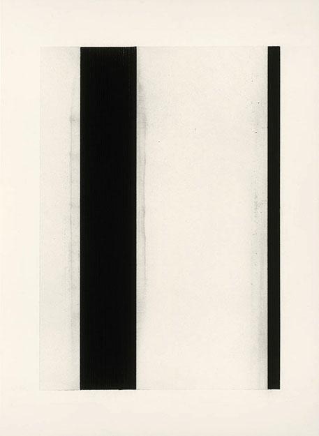 395 - Arjan Janssen - Zonder titel - 2014 - februari 2014 (2) - 110 x 80 cm - Siberisch krijt op papier