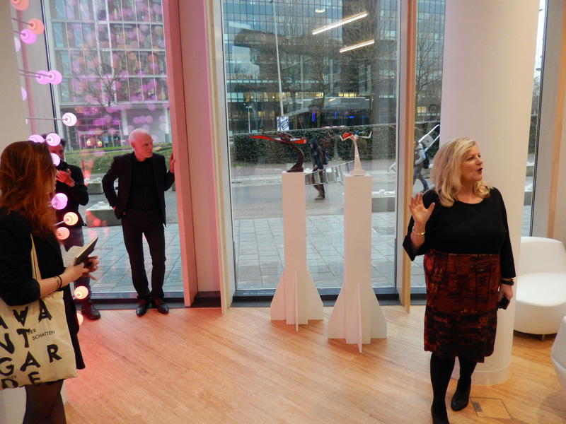 AkzoNobel Art Space geopend