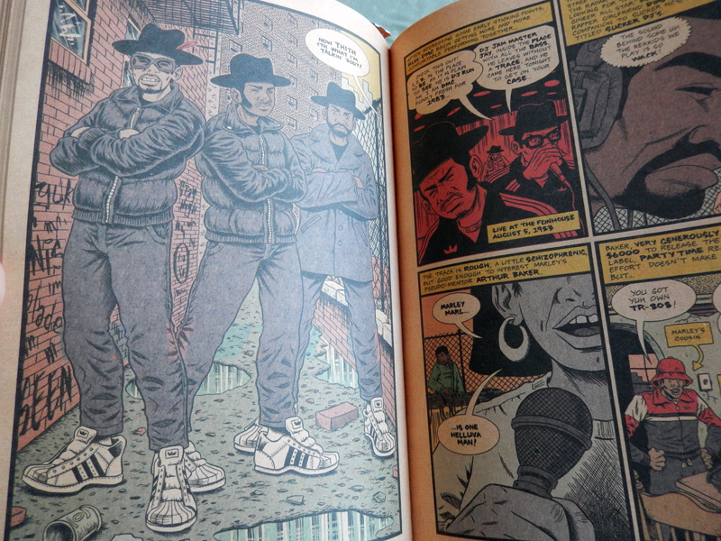 Ed Piskor, Hip Hop Family Tree