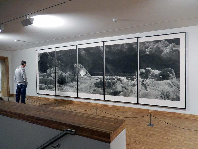 Expeditie land art @ Kunsthal Kade
