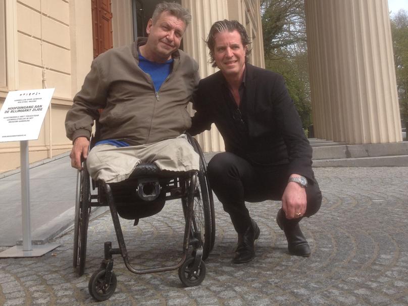 Rob Scholte & Ralph Keuning (De Fundatie)