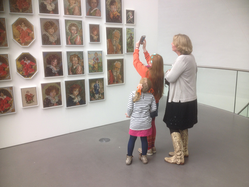 Rob Scholte's 'Embroidery Show'_Kids