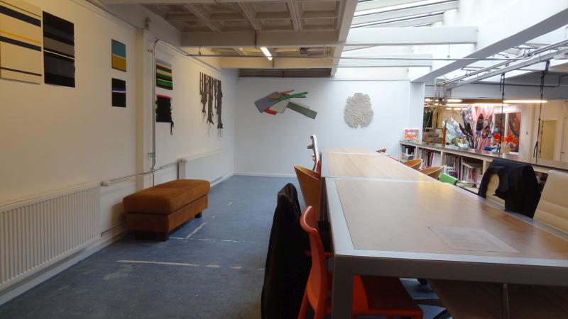 Charlois Speciaal, opening nieuwe ruimte Wandschappen