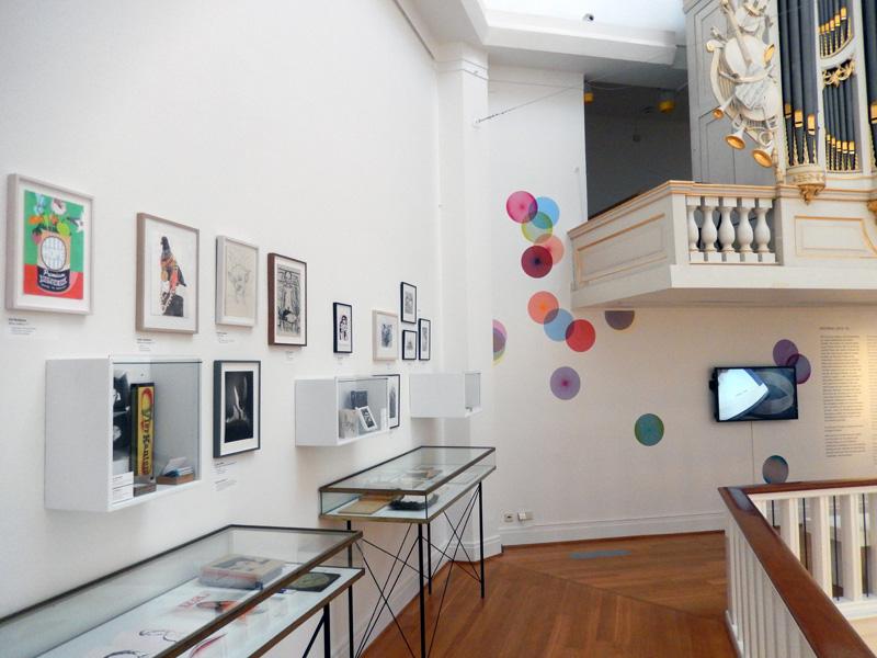 Museum Arnhem, Plaatsmaken, Omstand