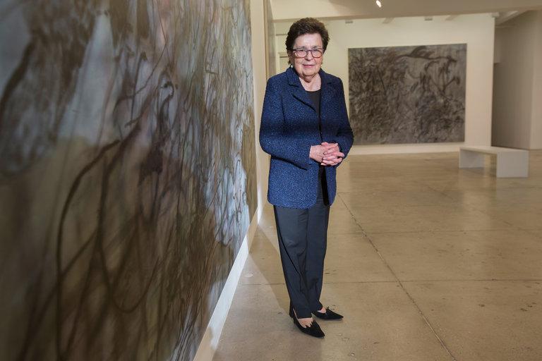 Marian Goodman, Art's Quiet Matriarch, Hopes the Market Cools