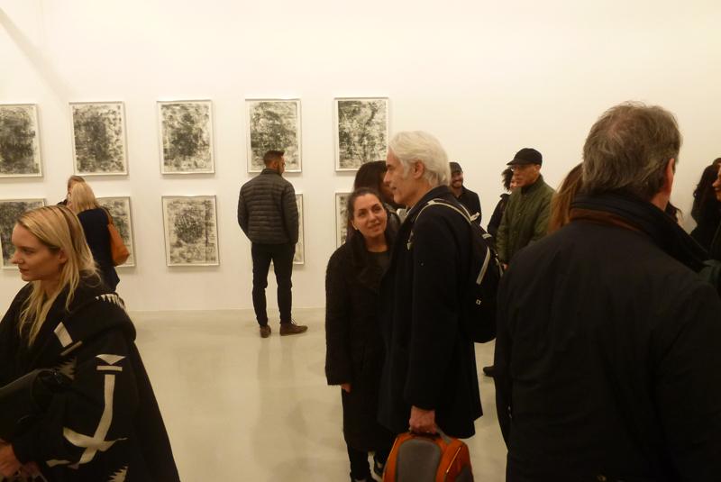 A New York Gallery Crawl Jack Whitten, Wangechi Mutu, Ira Eduerdovna