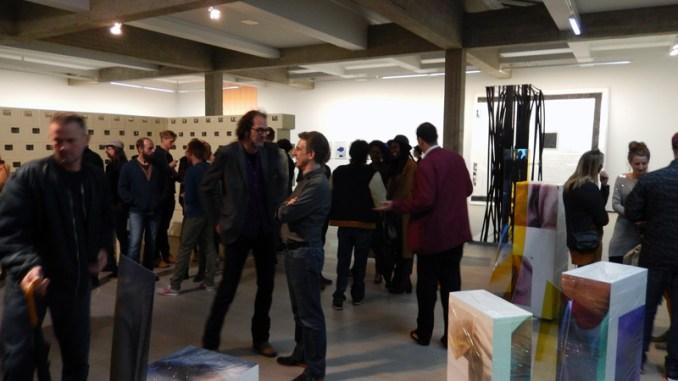 Tien jaar Trendbeheer @ Garage Rotterdam, de opening, 2015