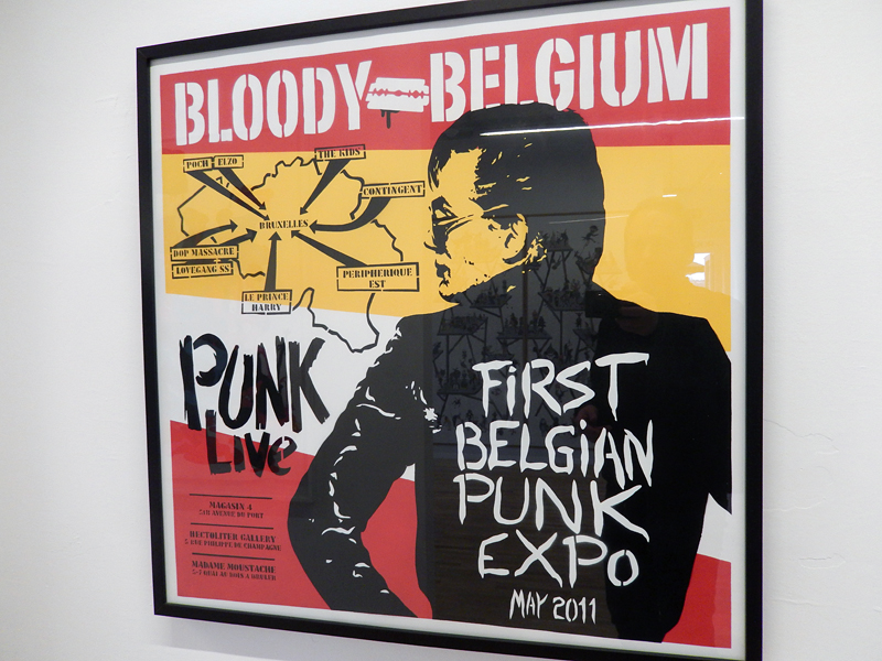 Boris Tellegen @ MIMA, Brussel