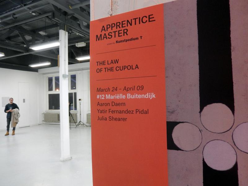 Apprentice Master met Mariëlle Buitendijk @ TAC, Eindhoven