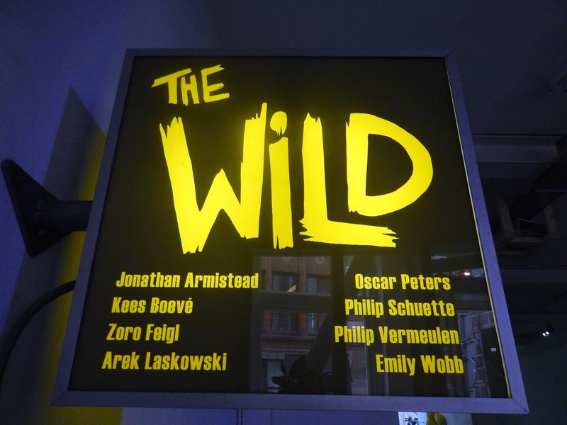 The Wild @ W139