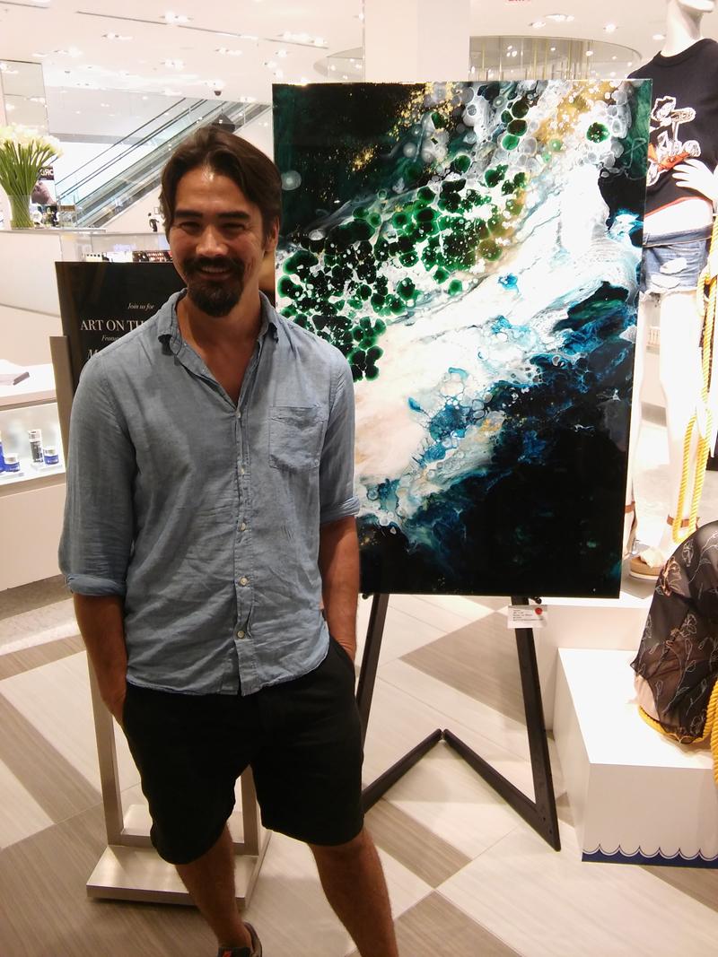 Hawaï – Oahu: de kunstenaars