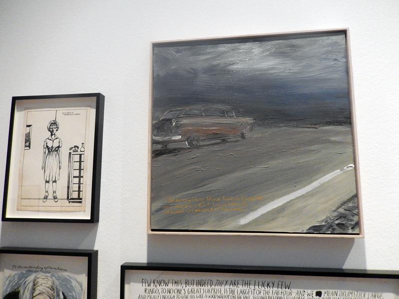 Raymond Pettibon @ Bonnefantenmuseum