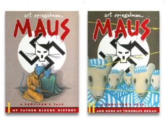 Over het meesterwerk van Art Spiegelman, Maus