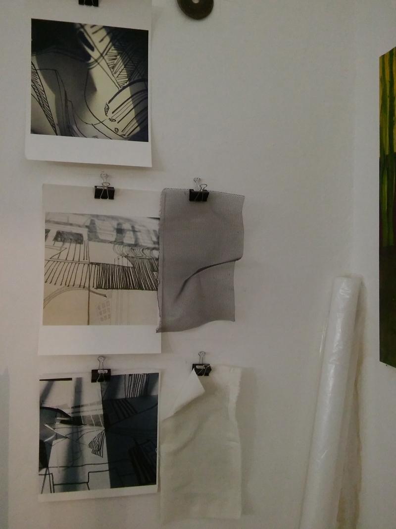 In het atelier van Ailsa Anastatia