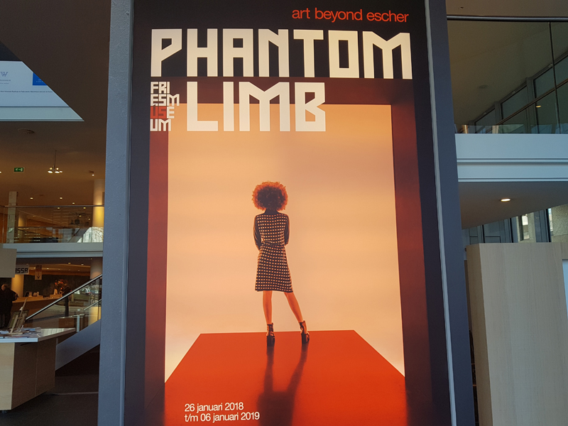 Phantom Limb @ Fries Museum