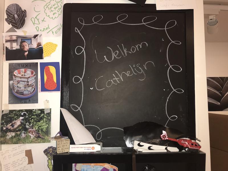 Cathelijn van Goor @ Torenkamer VondelCS