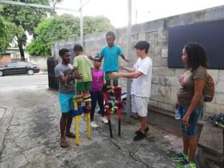Trinidad, de kunstenaars