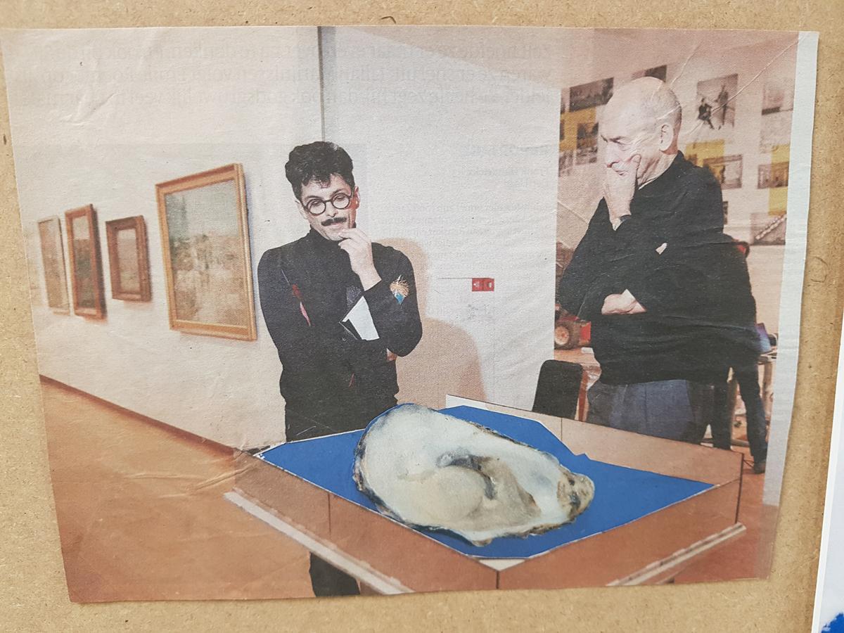 Gijs Assmann (en H) @ Stedelijk Museum Schiedam