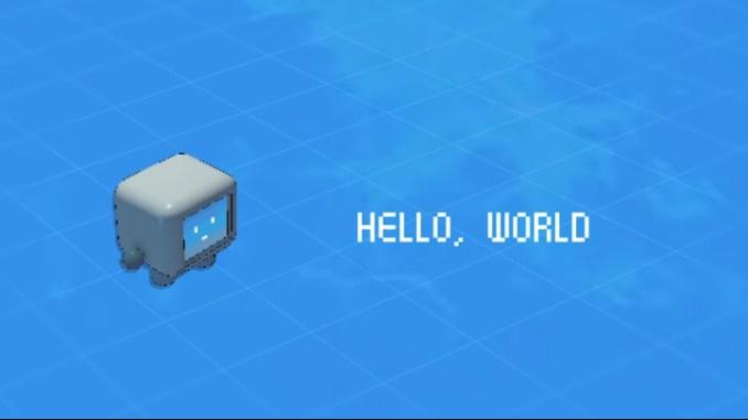 Louie Zong, Hello World