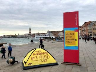 Ondertussen in Venetië