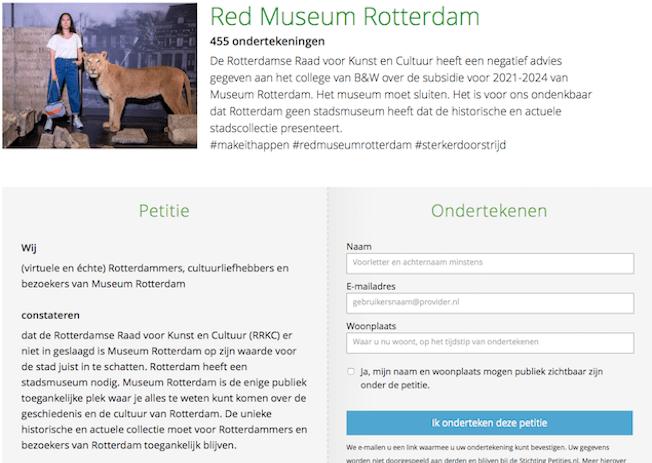 Negatief advies over Museum Rotterdam roept vragen op over rol RRKC