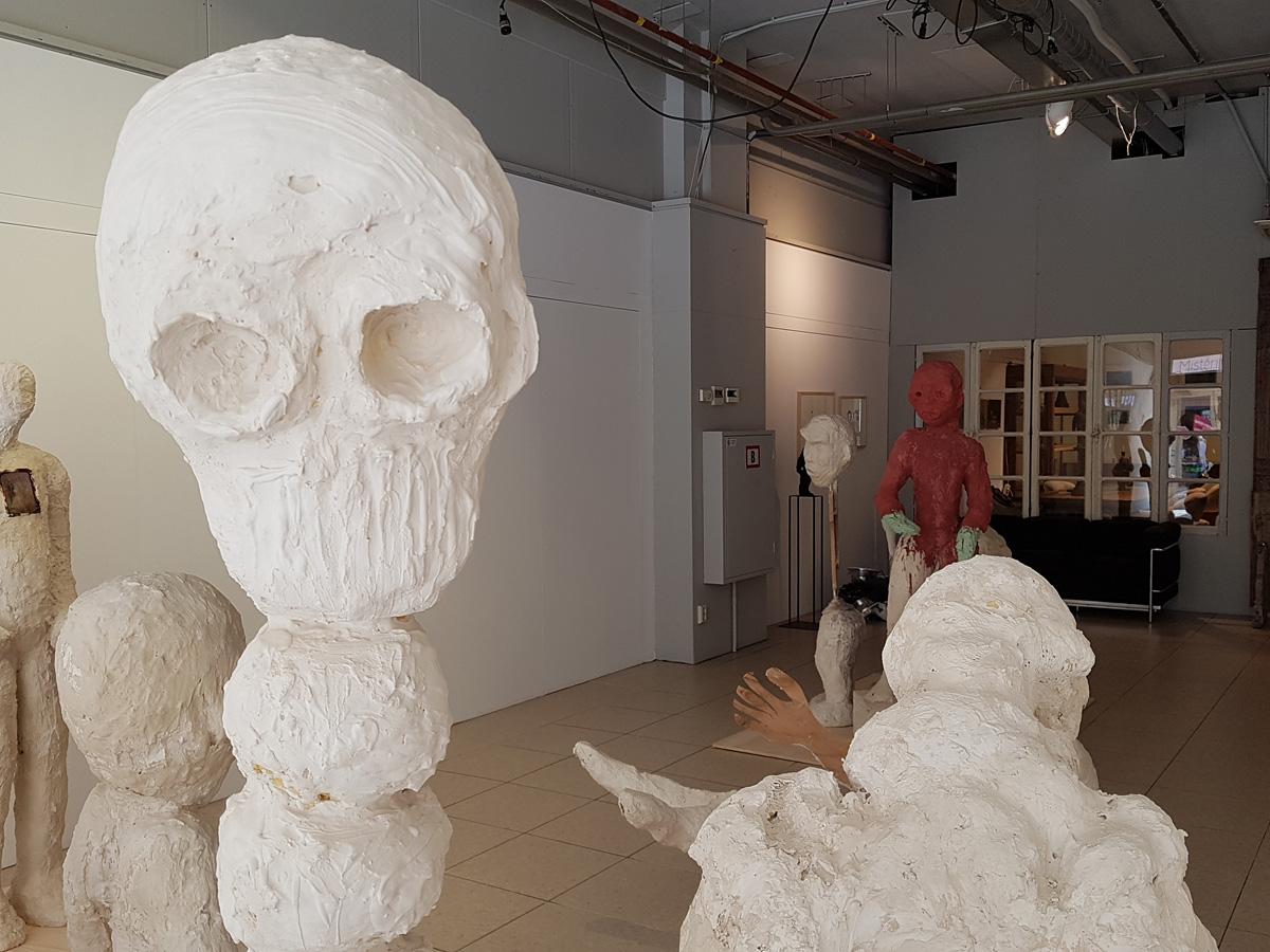 Hans van der Ham @ Galerie Larik