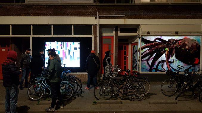 Simon Schrikker en Saïd Kinos @ Foundation Mesh