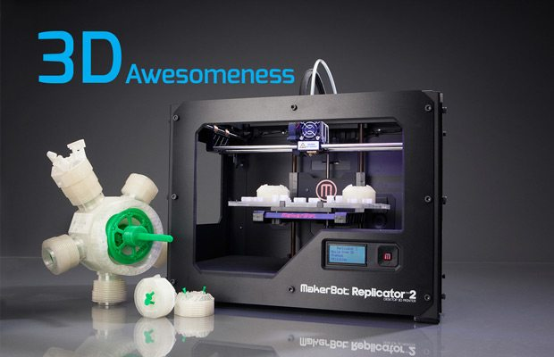 10 Awesome Things You Can Do With A 3D Printer