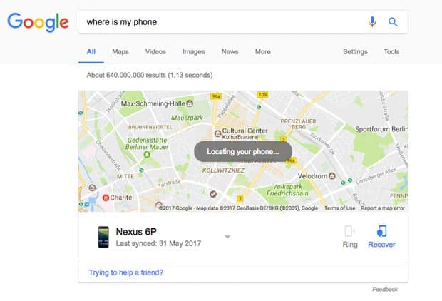 How To Find Your Stolen Phone Using Gmail 2018/19