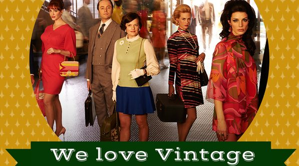 Vintage: find out why it's cool