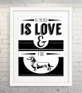 printable download dachshund