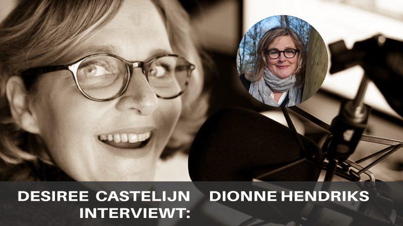 Interview met Dionne Hendriks voor de Trendbubbles Podcast show van Desiree Castelijn over Grenzen Stellen |trendbubbles.nl