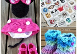 Baby Crochet Patterns The Cutest Crochet Patterns For Babies I Heart Arts N Crafts