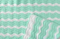 Chevron Baby Blanket Crochet Pattern 10 Crochet Ripple Afghan Patterns