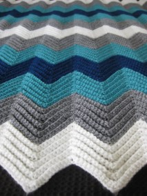 Chevron Baby Blanket Crochet Pattern Blanket Easy Chevron Ba Blanket Crochet Pattern Chevron Crochet