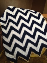 Chevron Baby Blanket Crochet Pattern Chevron Ba Afghan Pattern Simplistically Sassy