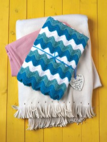 Chevron Baby Blanket Crochet Pattern Homemaker Chevron Ba Blanket Crochet Pattern