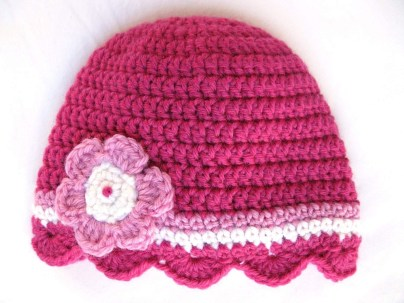 Crochet Baby Hats Patterns 50 Beautiful 40 Inspired Toddler Crochet Hat Pattern With Flower Trend